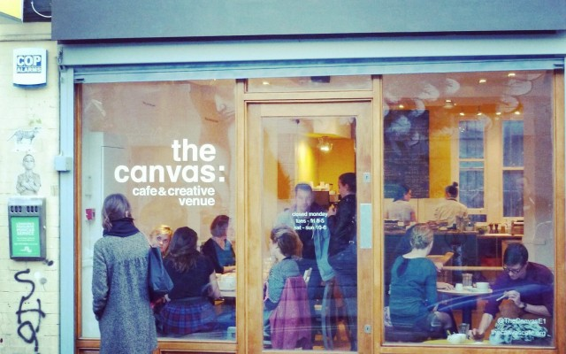 The Canvas 42 Hanbury Street E1